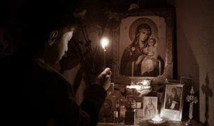 Πως η προσευχή χωρίζει το νου από τους λογισμούς