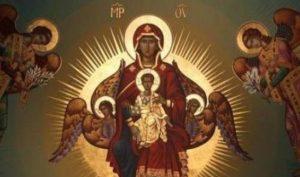 Τι είναι η ύψωση της Παναγίας;