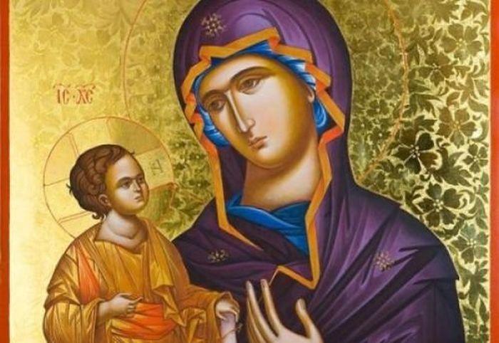 Αποτέλεσμα εικόνας για Προσευχηθείτε στη Μητέρα του Θεού
