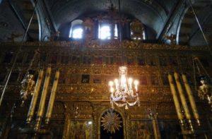 Εορτασμός της Παναγίας Φανερωμένης στο Φανάρι