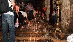 49 σκαλιά για τον Τάφο της Παναγίας (ΦΩΤΟ)