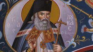 Αγιος Λουκάς ο Ιατρός: Με τον Άγιο Παντελεήμωνα μέσα στο ίδιο χειρουργείο