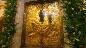 Παναγία Μυρτιδιώτισσα: Παναγία, εικόνα του Θεού