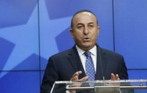 Τουρκία τώρα: Ο Τσαβούσογλου απειλεί ανοικτά με πόλεμο