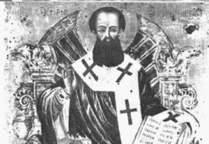 Οι δύο Αγιοι Αρχιεπίσκοποι Λαρίσης με το όνομα Βησσαρίων