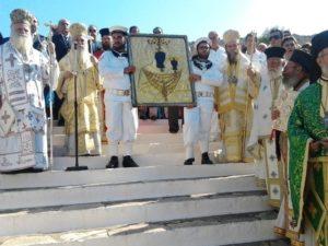 Παναγία Μυρτιδιώτισσα στα Κύθηρα (ΦΩΤΟ)