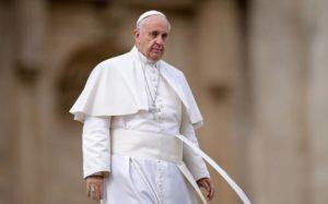 Για… ποδόσφαιρο θα μιλήσει ο Πάπας Φραγκίσκος