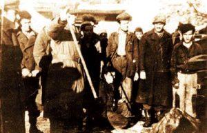 16 Οκτωβρίου 1948: Πλιάτσικο ανταρτών στο Αγιο Ορος με συμμετοχή γυναικών – Η μάχη των Καρυών