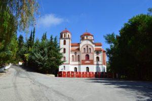 Άγιος Δημήτριος: Μονές στην Ελλάδα