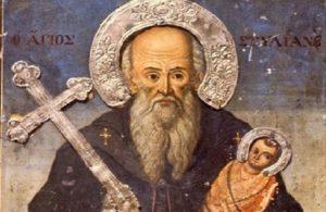 Αγιος Στυλιανός : Η παράκληση για να κάνεις παιδί