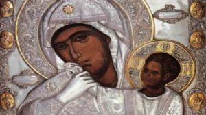 Η Χάρη της Παναγίας