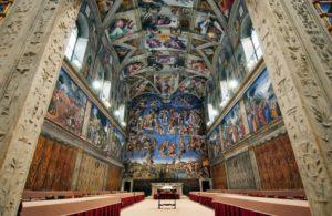 Ιταλία-Βατικανό: Εργα του Ραφαήλ θα εκτεθούν στην Καπέλα Σιστίνα