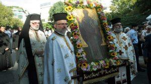 Aγιος Διονύσιος Αρεοπαγίτης: Δικαστές και δικηγόροι τιμούν τον προστάτη τους