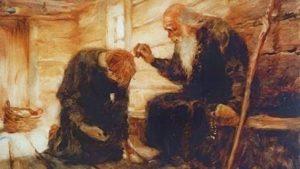 Εισόδια της Θεοτόκου: 12 χρόνια στον Ναό! (διήγηση για παιδιά)