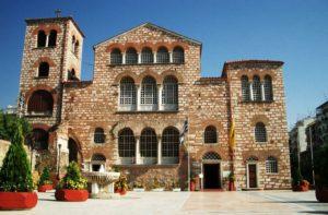 ΑΓΙΟΣ ΔΗΜΗΤΡΙΟΣ Ο ΜΥΡΟΒΛΥΤΗΣ : Ολη του η ζωή κι ο Ναός του στη Θεσσαλονίκη