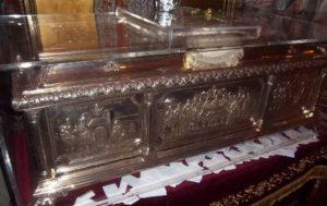 Αγιος Δημήτριος: Το θαύμα της μυρόβλυσης το έτος 1987