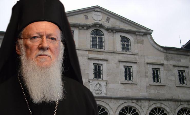 Οικ.Πατριάρχης: «Μαύρη προπαγάνδα των Ρώσων – Αργά ή γρήγορα θα ακολουθήσουν τη λύση»