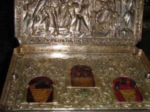 Μονή Αγίου Παύλου: Τα Τίμια Δώρα των Μάγων