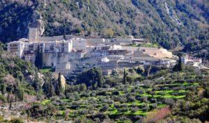 Αγιο Ορος: Πανηγυρίζει η Μονή Αγίου Παύλου