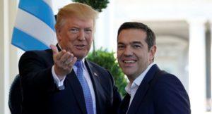 Η συνάντηση Τσίπρα-Τραμπ και οι αντιδράσεις από το εσωτερικό