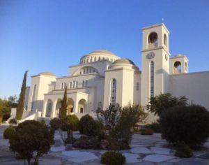 Ιερά Μονή του Αγίου Πορφυρίου στο Μήλεσι (ΦΩΤΟ)