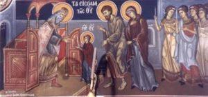 Εισόδια της Θεοτόκου: 12 χρόνια στον Ναό!