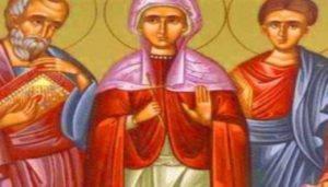 Άγιοι Φιλήμων ο Απόστολος, Άρχιππος, Ονήσιμος και Απφία – Γιορτή σήμερα 22 Νοεμβρίου – Ποιοι γιορτάζουν