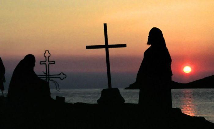 Αποτέλεσμα εικόνας για Μόνο με τον Χριστό όλα εξηγούνται