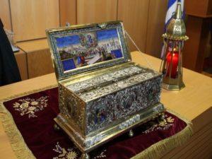 Η Τρίπολη θα υποδεχθεί την Τιμία Ζώνη της Παναγίας