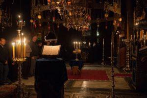 Μονή Χιλιανδαρίου -ΑΓΙΟΝ ΟΡΟΣ : Αγρυπνία αυτή την ώρα για τον Κτήτορά της