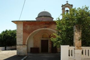 Η Μονή Αγίου Ελευθερίου Μουρνιών (ΦΩΤΟ)