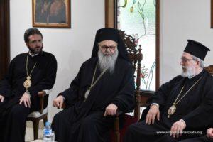 Πατριάρχης Αντιοχείας: «Χρειάζεται πανορθόδοξη συναίνεση για μια Αυτοκεφάλη Εκκλησία»