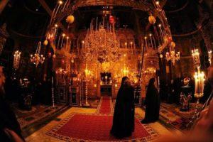 Προσευχή του Αγίου Όρους για τον κόσμο