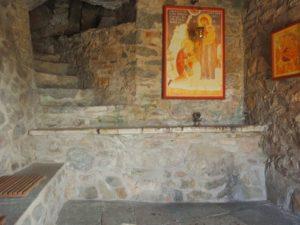 Το Σπήλαιο του Οσίου Σίμωνος του Μυροβλύτου, Κτίτορα της Ι. Μονής Σίμωνος Πέτρας (ΦΩΤΟ)