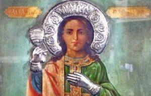 Αγία Βαρβάρα: Γιατί στις Εικόνες κρατά ένα ποτήρι;