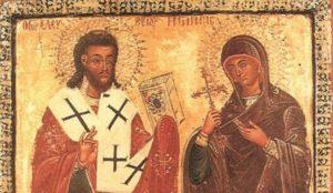 Άγιος Ελευθέριος – Αγία Ανθία: Μητέρα και γιος μαζί στο μαρτύριο