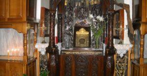 Αγία Βαρβάρα: Ιστορικό της ευρέσεως της Θαυματουργικής Εικόνας