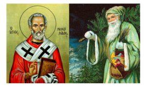 Πώς ο Αγιος Νικόλαος έγινε Αγιος Βασίλης