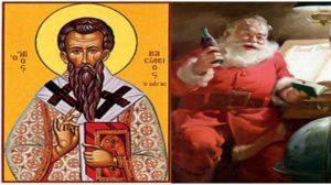 Μήπως να πούμε στα παιδιά την αλήθεια για τον Άγιο Βασίλη;