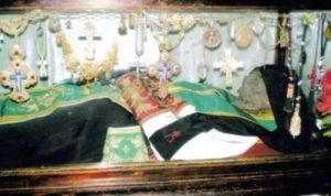 Αγιος Σάββας: Σπάνιο βίντεο – Το Ιερό Λείψανο επιστρέφει στη Μονή του