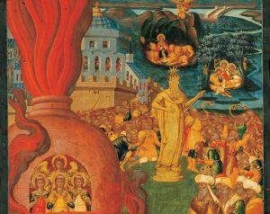 Ο Προφήτης Δανιήλ και το όραμα του Ναβουχοδονόσορ