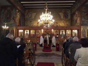 Εορτασμός των Τριών Ιεραρχών στο Ντόρτμουντ της Γερμανίας