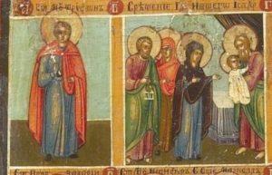Αγιος Συμεών ο Θεοδόχος: Προστάτης των εγκύων και των εμβρύων