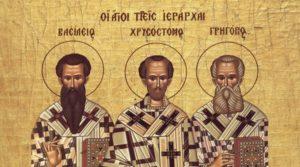 Τριών Ιεραρχών: Οι αντιεξουσιαστές