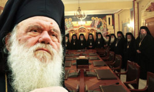 Ο Αρχιεπίσκοπος για το ουκρανικό: «Τα πρόσωπα δεν πρέπει να προηγούνται των θεσμών» (ΒΙΝΤΕΟ)
