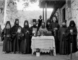 Παλιές φωτογραφίες από το Άγιο Όρος