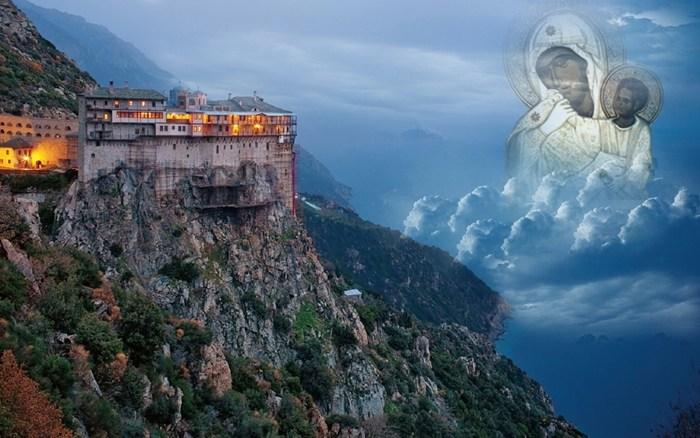 Θεοτόκε Παρθένε – Ψάλλουν οι μοναχοί της Σιμωνόπετρας | Σημεία Καιρών