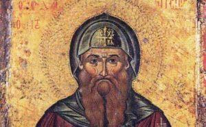 Αγιος Διονύσιος ο εν Ολύμπω: Ο συνεπής ασκητής