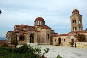 Ιερά Μονή Αγίου Ιωάννου Προδρόμου Μακρυνού (ΦΩΤΟ)