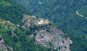 Σαν σήμερα το 1923 ερήμωσε η Μονή Αγίου Γεωργίου Περιστερεώτα στον Πόντο